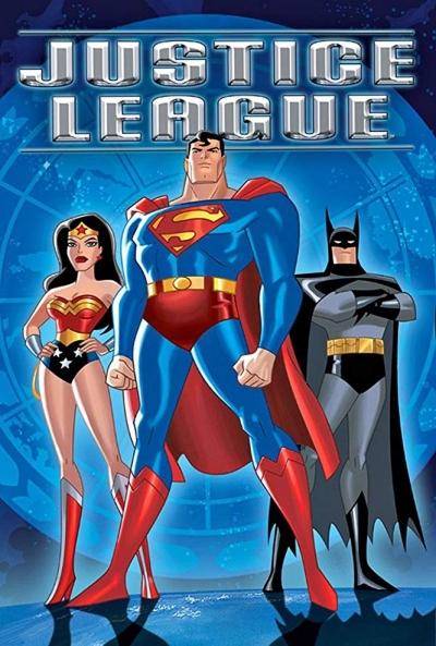 Poster La Liga de la Justicia