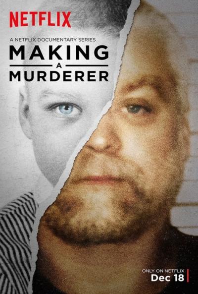 Poster Making a Murderer