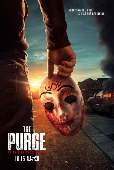 Poster La Noche de las Bestias: Serie
