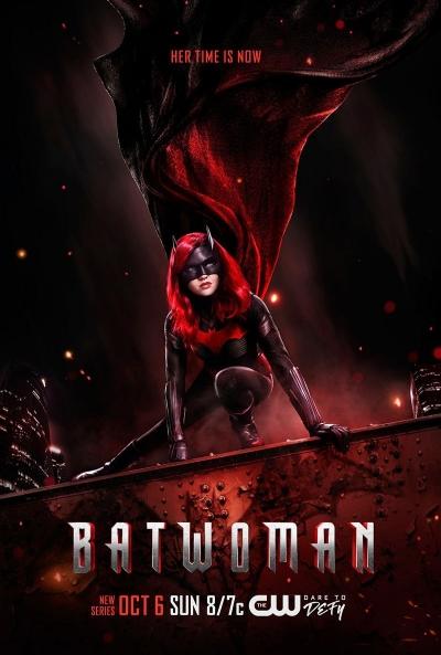 Ficha Batwoman