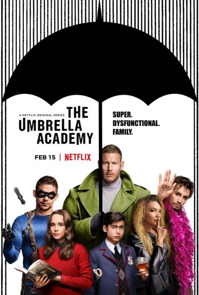 Ficha The Umbrella Academy