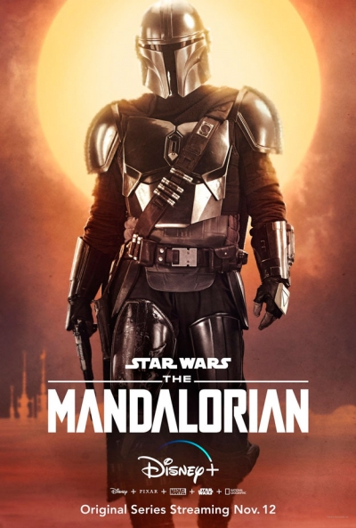 Ficha The Mandalorian
