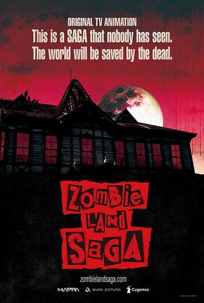 Ficha Zombieland Saga