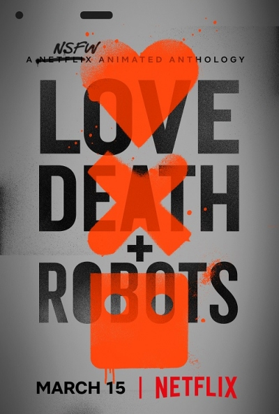 Ficha Love Death + Robots