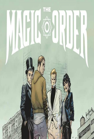 Poster The Magic Order