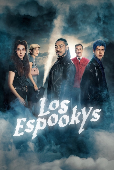 Poster Los Espookys