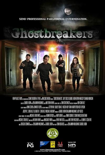 Poster Ghostbreakers