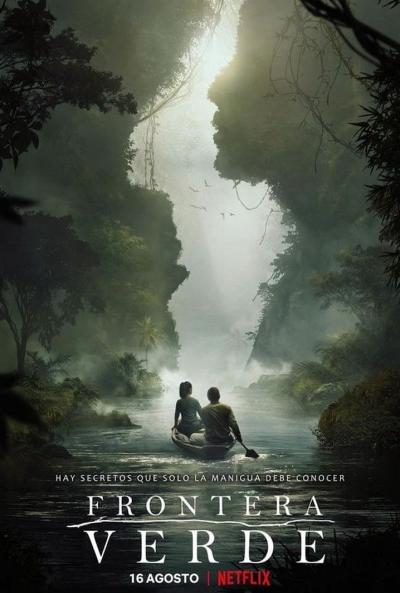 Poster Frontera Verde