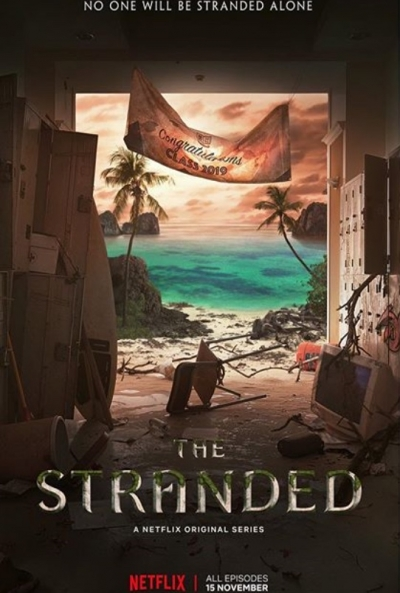 Poster The Stranded