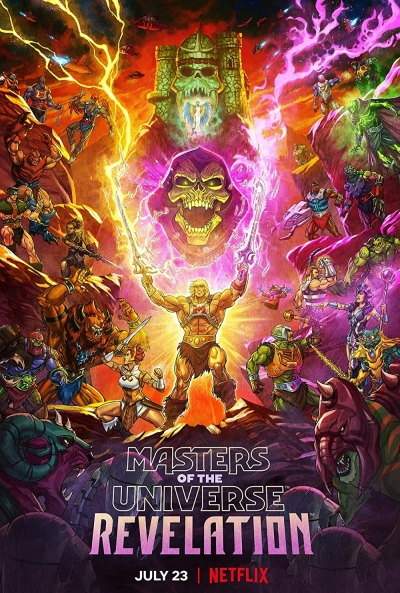Ficha Masters del Universo: Revelación