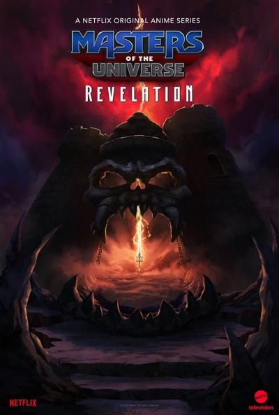Ficha Masters of the Universe: Revelación
