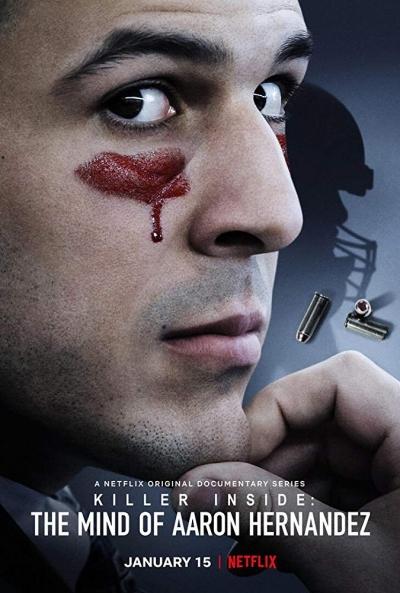Poster La Mente de un Asesino: Aaron Hernández