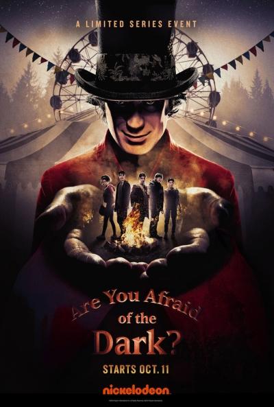 Poster ¿Te Da Miedo la Oscuridad?
