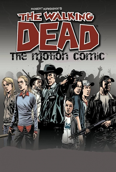 Poster The Walking Dead Motion Comic