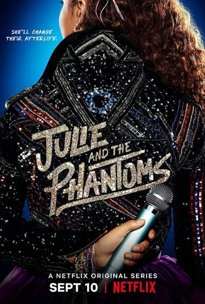 Poster Julie y los Fantasmas (Remake)