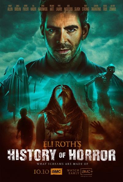 Poster AMC Visionaries: Historias de Terror de Eli Roth