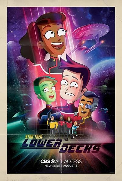 Poster Star Trek: Lower Decks
