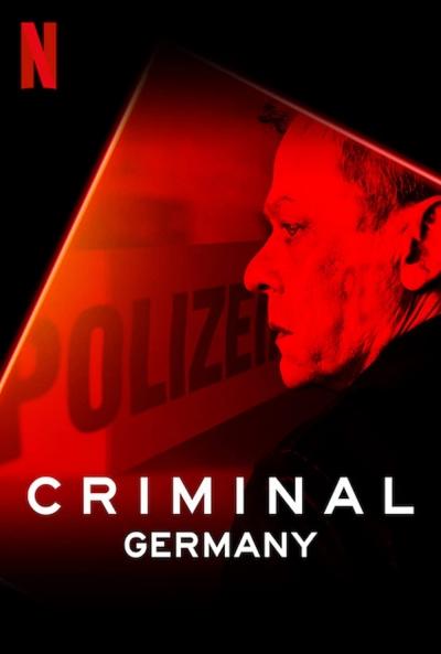 Poster Criminal: Alemania