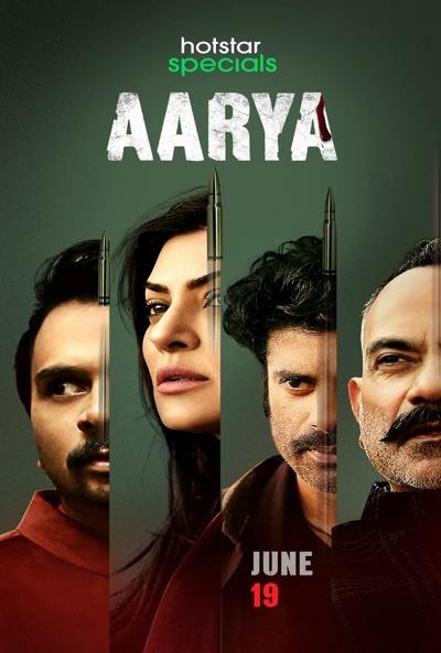 Poster Aarya
