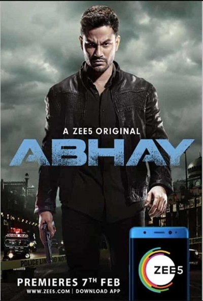 Poster Abhay