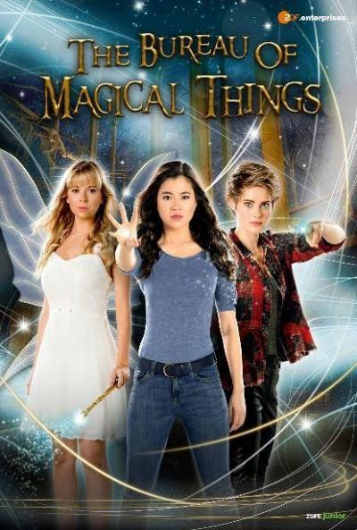 Poster Agencia de Asuntos Mágicos