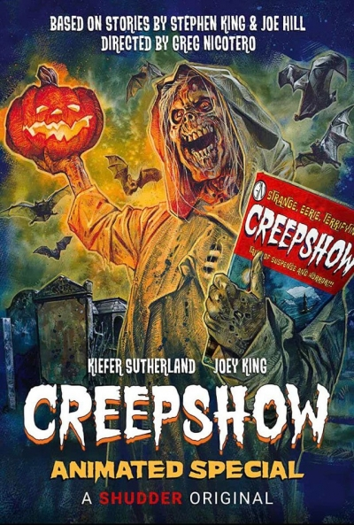 Poster Creepshow Animated Special