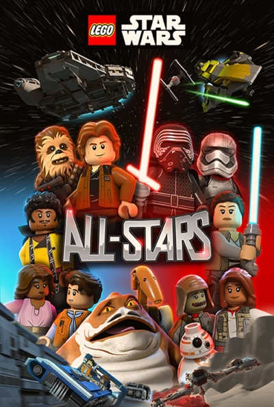 Poster Lego Star Wars: All-Stars