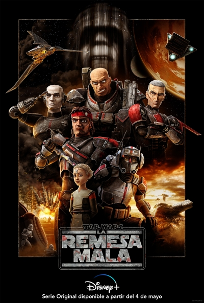 Poster Star Wars: La Remesa Mala