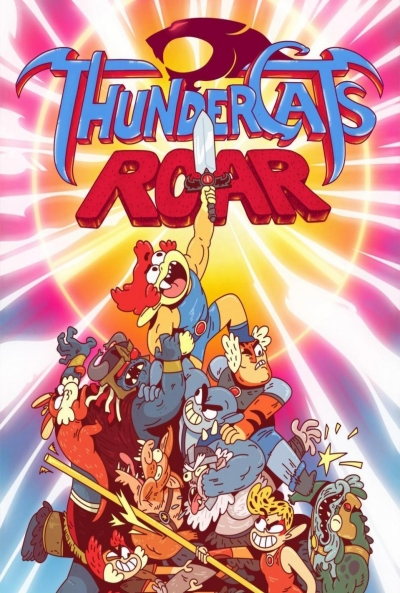 Poster ThunderCats Roar