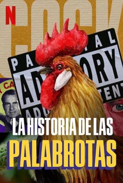 Poster La Historia de las Palabrotas