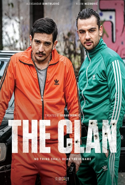 Poster The Clan