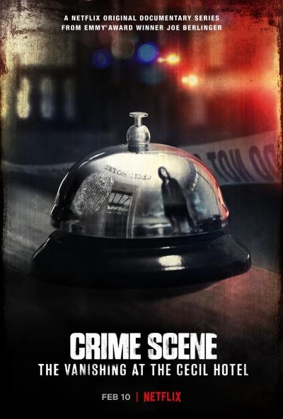 Ficha Escena del Crimen: Desaparición en el Hotel Cecil
