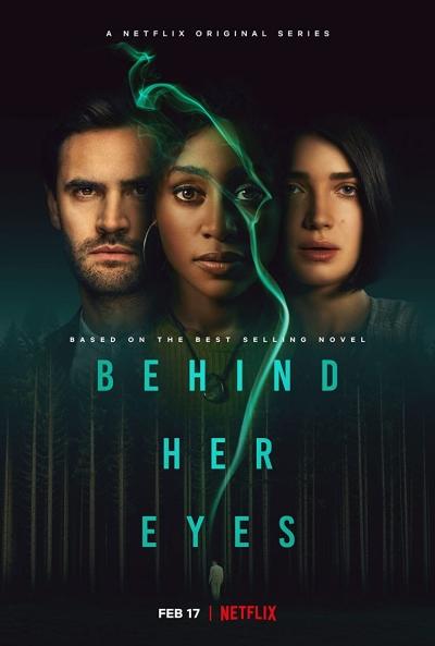 Poster Detrás de sus Ojos