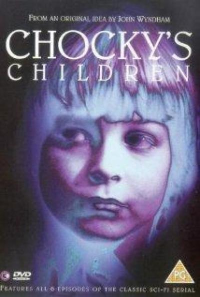 Poster Los Hijos de Chocky