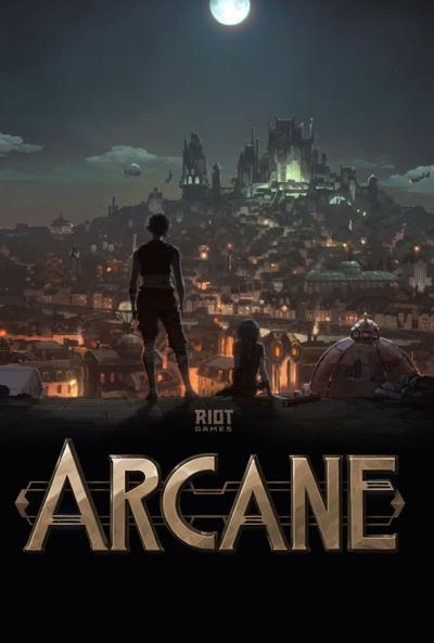 Poster Arcane