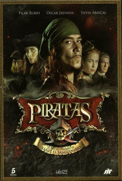 Poster Piratas