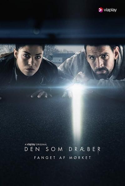 Poster Darkness: La Huella del Crimen