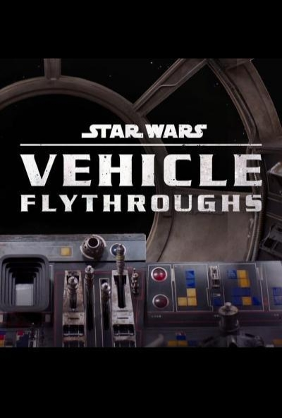 Poster Star Wars: Un Paseo Espacial