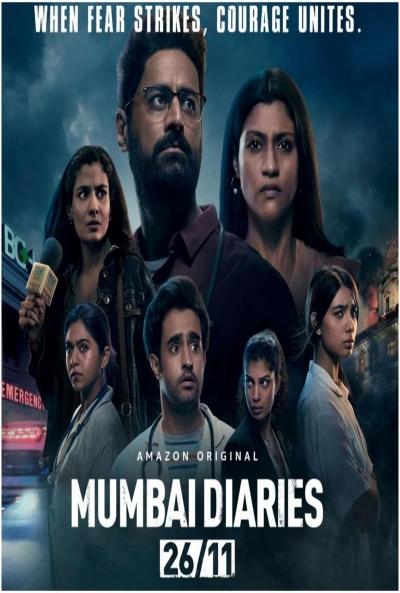 Poster Mumbai Diaries 26/11