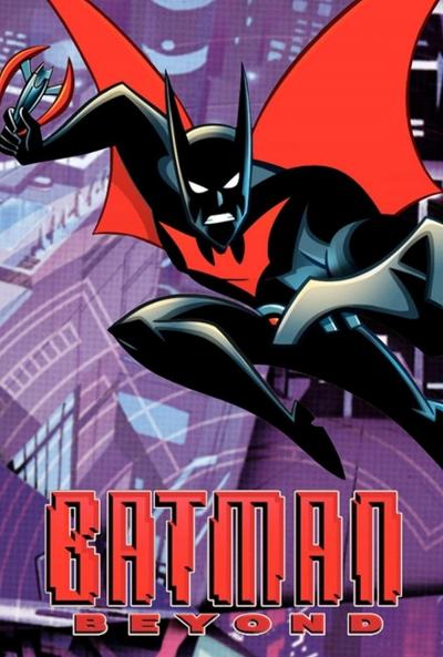 Ficha Batman del futuro