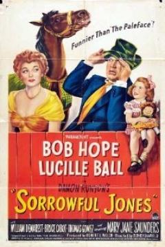 Poster Sorrowful Jones