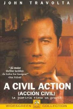 Película Acción Civil 1998 A Civil Action Una Acción