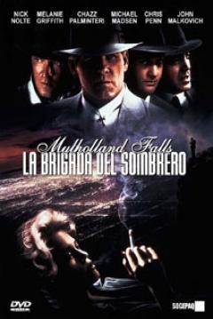 Poster La Brigada del Sombrero (Mulholland Falls)