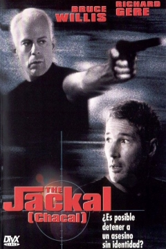 Poster The Jackal: Chacal