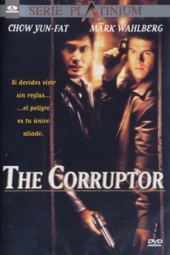 Poster The Corruptor