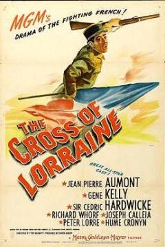 Poster La Cruz de Lorena