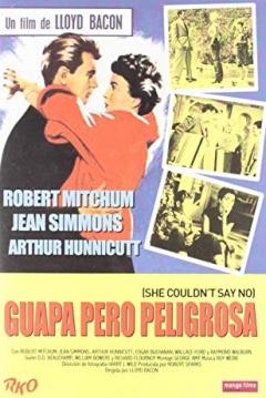 Poster Guapa pero Peligrosa