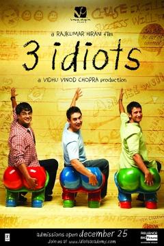 Poster 3 Idiots