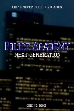 Poster Loca Academia de Policía 8