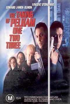 Poster Pelhalm 1, 2, 3 (Secuestro en Nueva York)